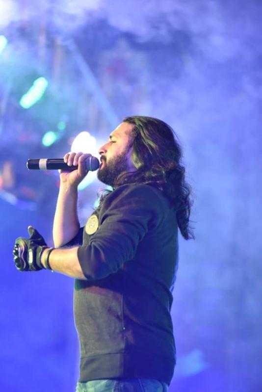 Singer Amit Mutreja